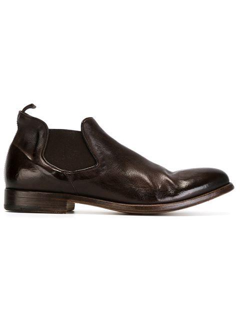 ALBERTO FASCIANI classic chelsea boots. #albertofasciani #shoes #boots