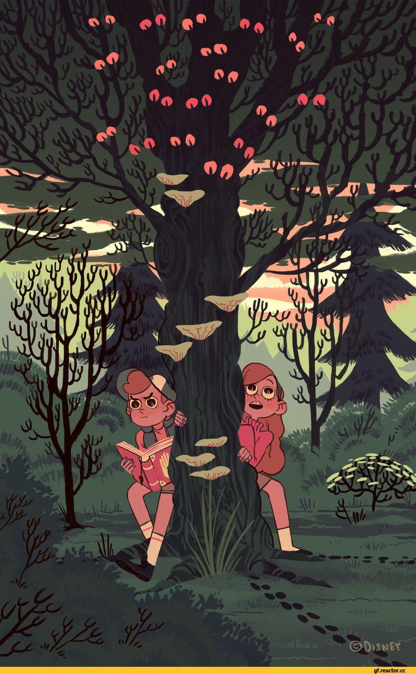 Gravity Falls,фэндомы,Mabel Pines,GF Персонажи,Dipper Pines,SU art,sarakipin