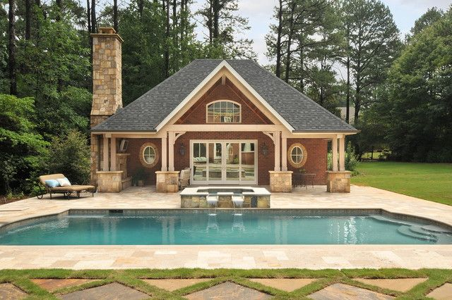 pool house plans design ideas pictures remodel and decor