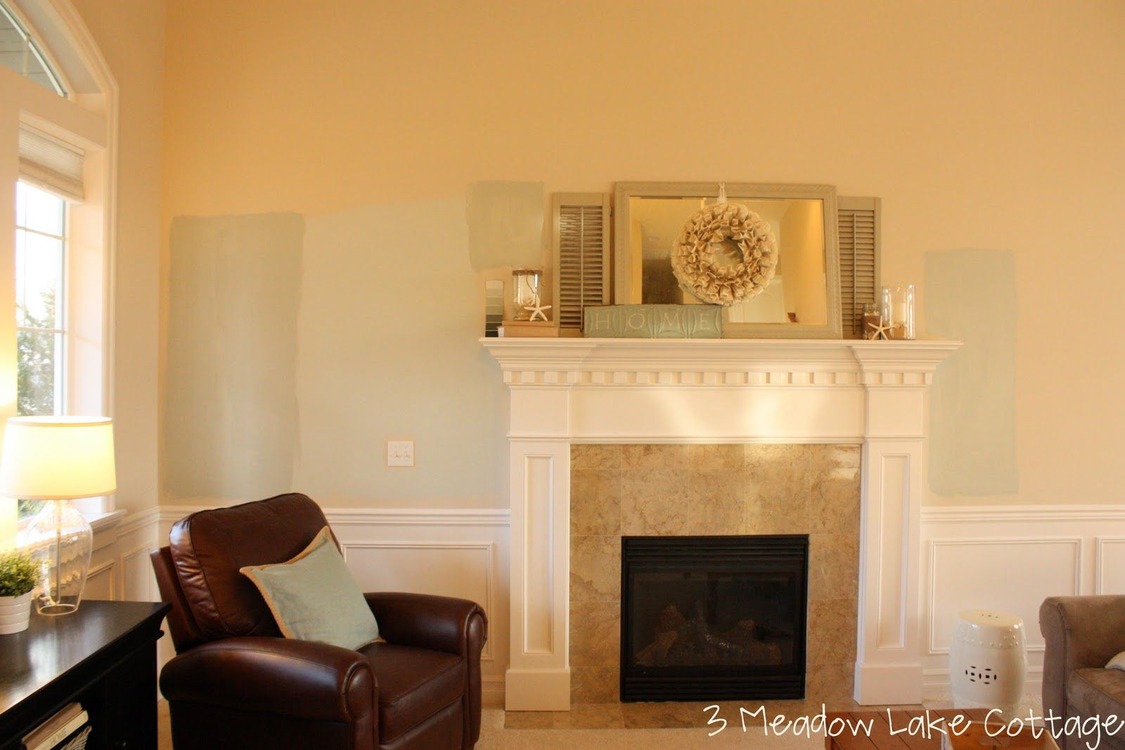 Meadow Lake Cottage: Starting the Living Room Project (I like what ...