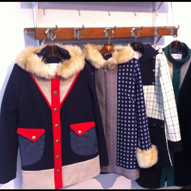 "@Thee_AofA Tweeted: ""very, very cute! ""@TheGlamNetwork: Adorable coats at @LaurenMoffatt - would wear every single one! #nyfw"""