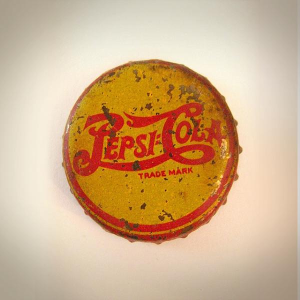 Tapa Logo Classic Pepsi Pepsi Cola Pepsi Vintage