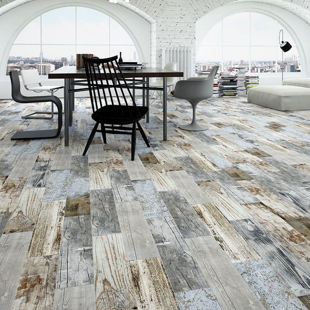 15x60cm Yurtbay Vintage Digital Wood Tile From The Big Tile Co Or