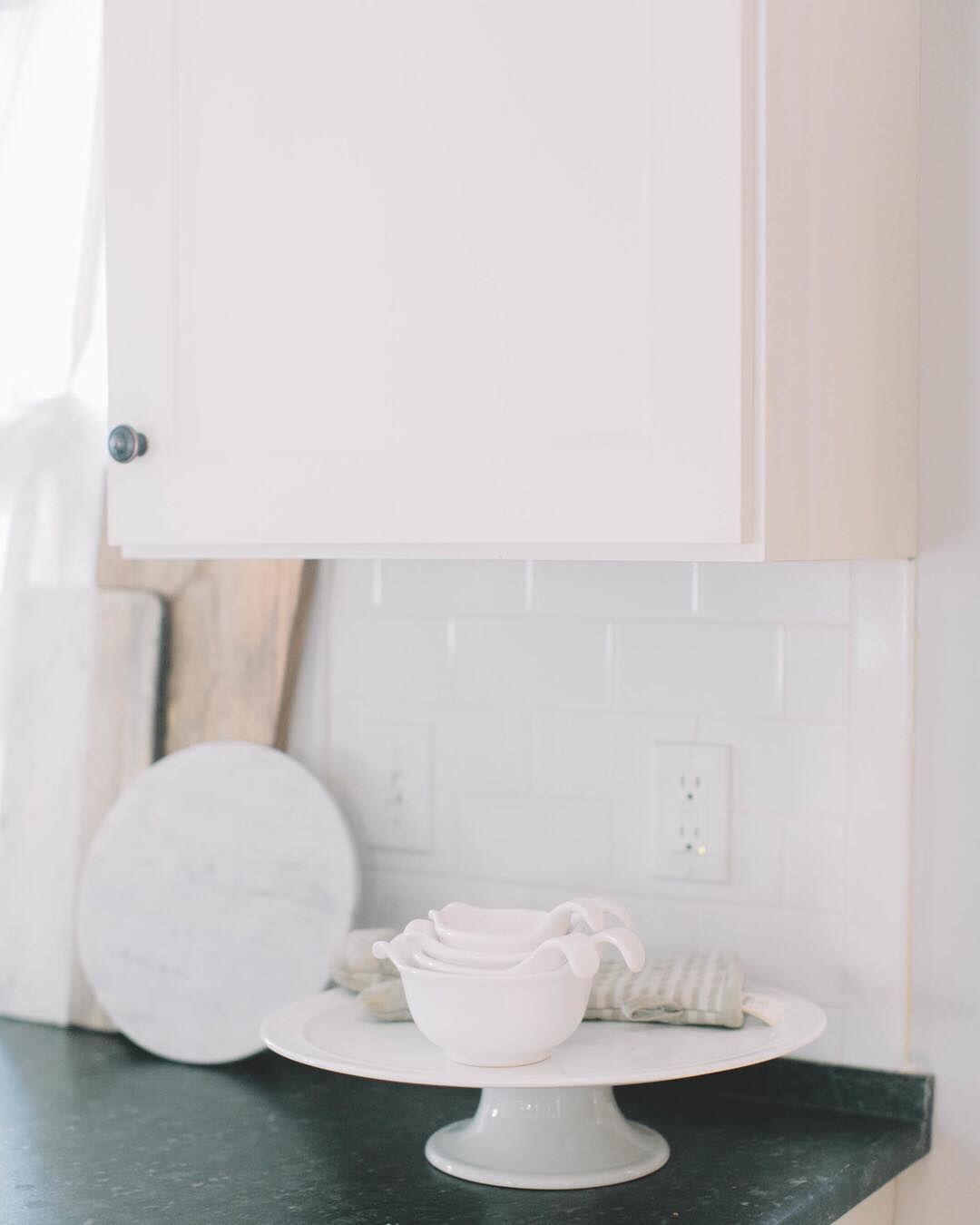Decorative accent pieces by PCB Home- kitchen decor- simple kitchen ...