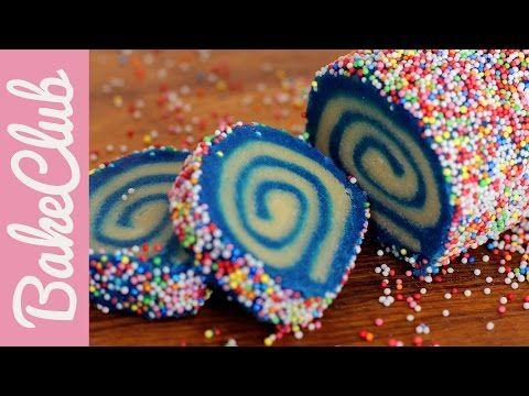 Swirl Cookies (Spiralkekse) | BakeClub