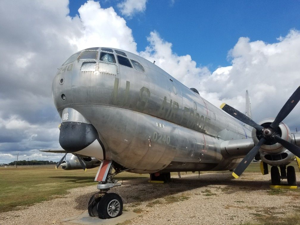 KC97 tanker Barksdale AFB Global Power Museum Aircraft