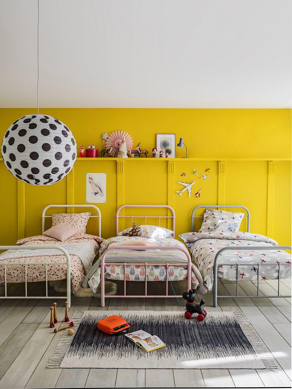 5 conseils pour bien choisir la couleur pour une chambre d - Couleur chaude pour une chambre ...