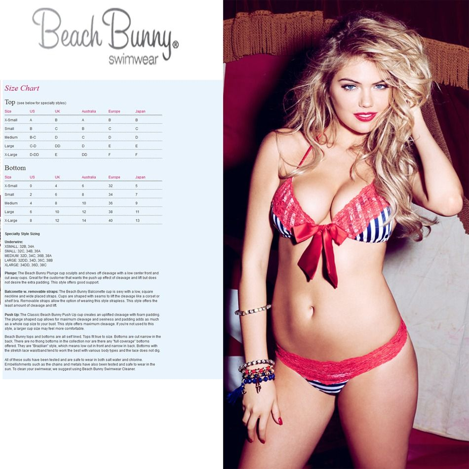 1b3b3710840ba Beach Bunny 2014 Bond Girl Skimpy Bikini