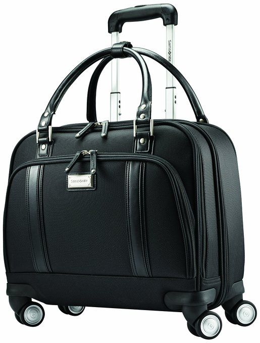Samsonite Luggage Women S Spinner Mobile Office Best Price Deal Free Shipping Returns Where To