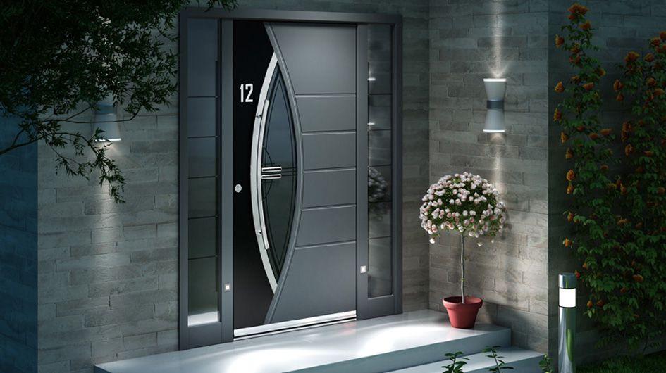 Choisir sa porte d 39 entr e n 39 est pas toujours facile quel mat riaux quelle couleur vous - Quelle porte d entree choisir ...