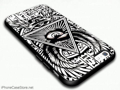 coque iphone 6 illuminati