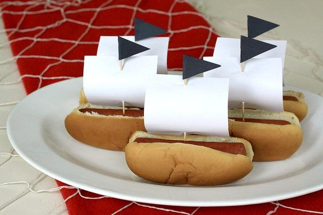 Kid's Pirate Party Food Ideas | eHow