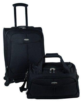 Samsonite Luggage Two Piece Nested Set