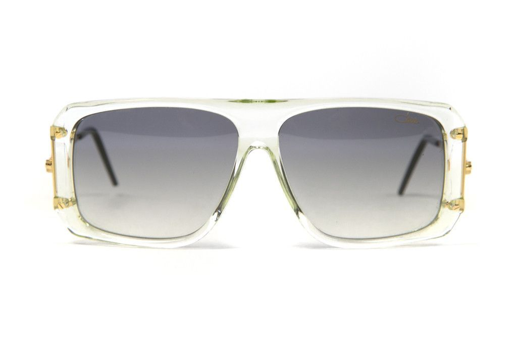Cazal 633 Sunglasses - Crystal