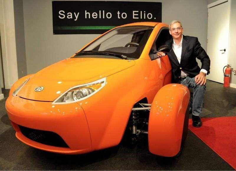 Elio Motors Unveils Its Latest Prototype Elio Motors Motor Vehicles
