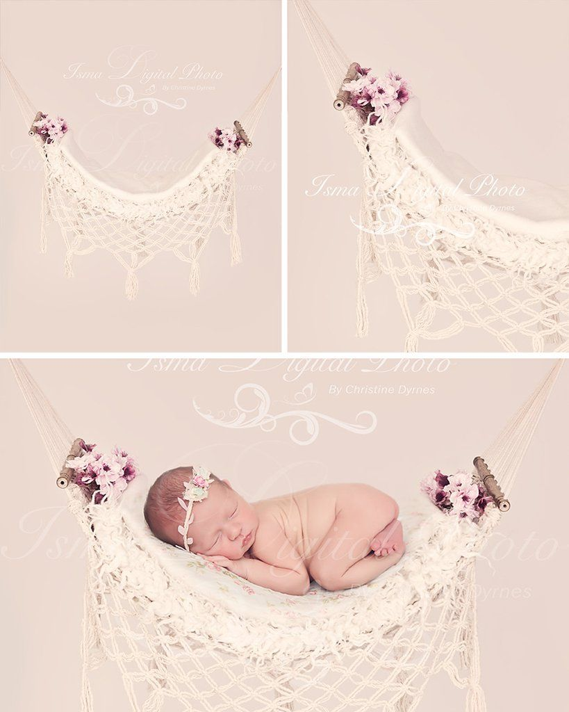 Hammock with light background beautiful digital background newborn photography prop download