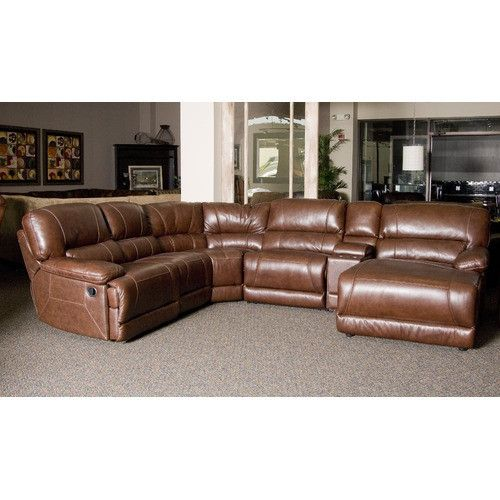 corinthian 5 piece leather sectional | Klaussner Furniture | Buy Sofas  sc 1 st  Pinterest : corinthian furniture sectional - Sectionals, Sofas & Couches