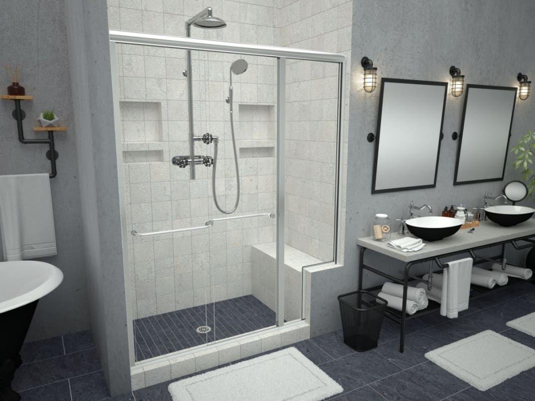 Tile Redi P3048c Rb30 Kit Shower Pan