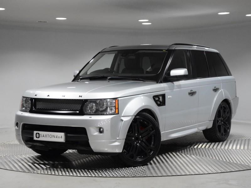 Project Kahn Front and Rear Wide Wheel ArchesProject Kahn