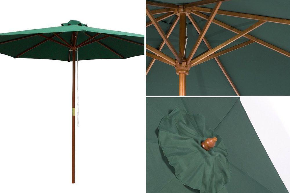 Garden Parasol Umbrella Canopy Sunshade Outdoor Patio Pool Green Gazebo Tent  sc 1 st  Pinterest & Outdoor Parasol Umbrella Green Patio Garden Pool Sunshade Canopy ...