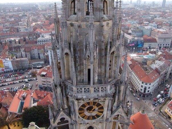 Zagrebacka Katedrala Zagreb Dream Vacation Spots Zagreb Zagreb Croatia