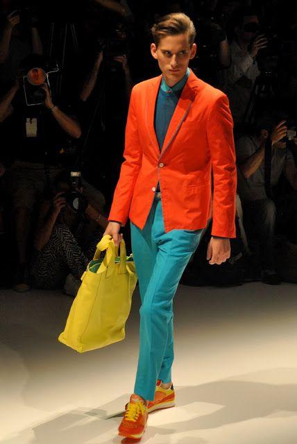 Mens Fashion Salvatore Ferragamo