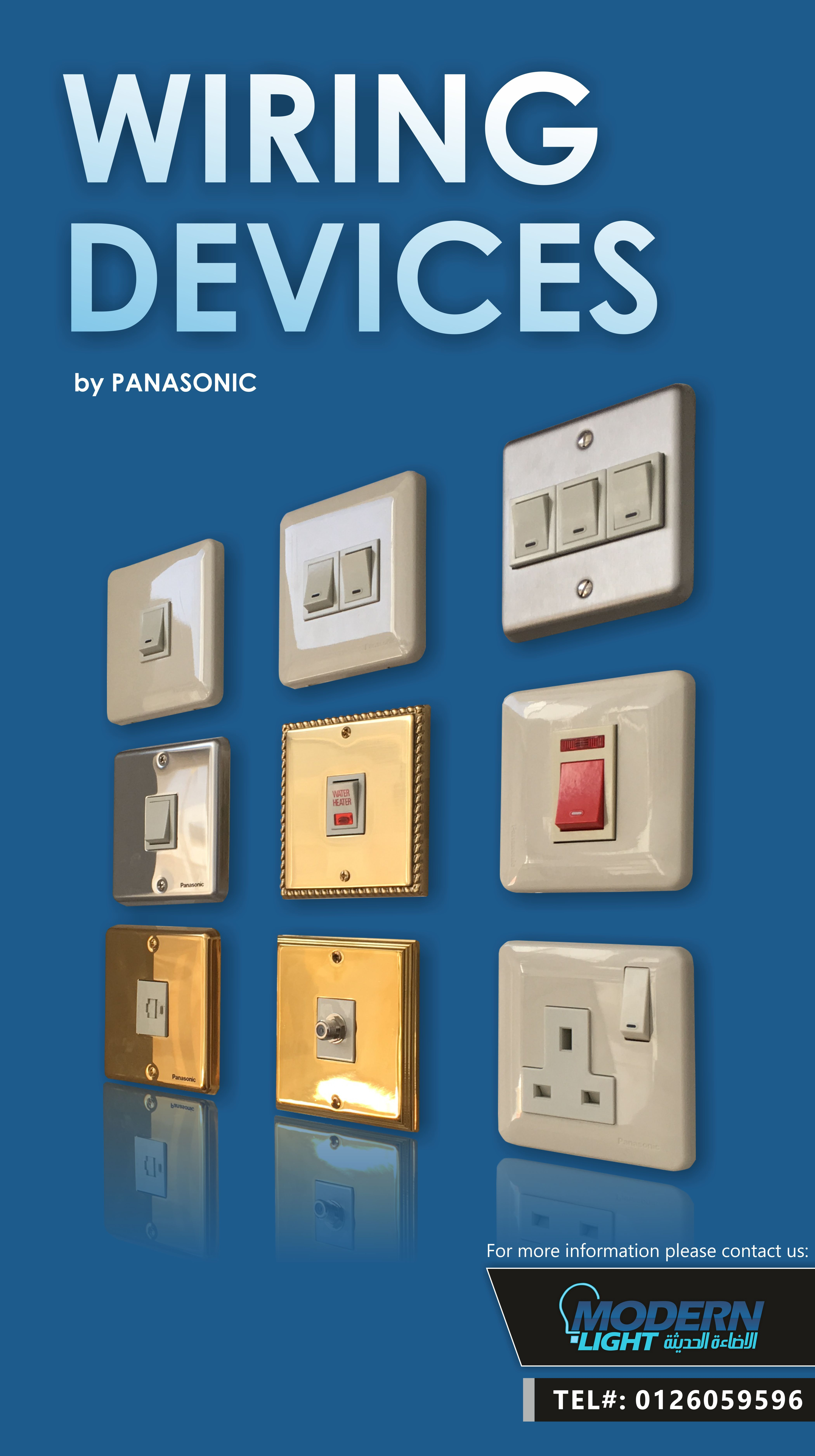 Panasonic Philippines Wiring Devices - DIY Enthusiasts Wiring Diagrams •
