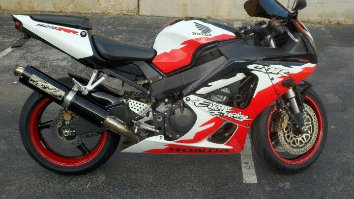 My New To Me Ride Honda CBR 929 Erion Racing