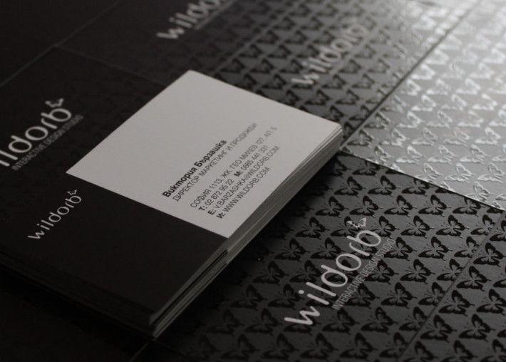 Cool spot uv business card wildorb fonts pinterest spot uv cool spot uv business card wildorb colourmoves