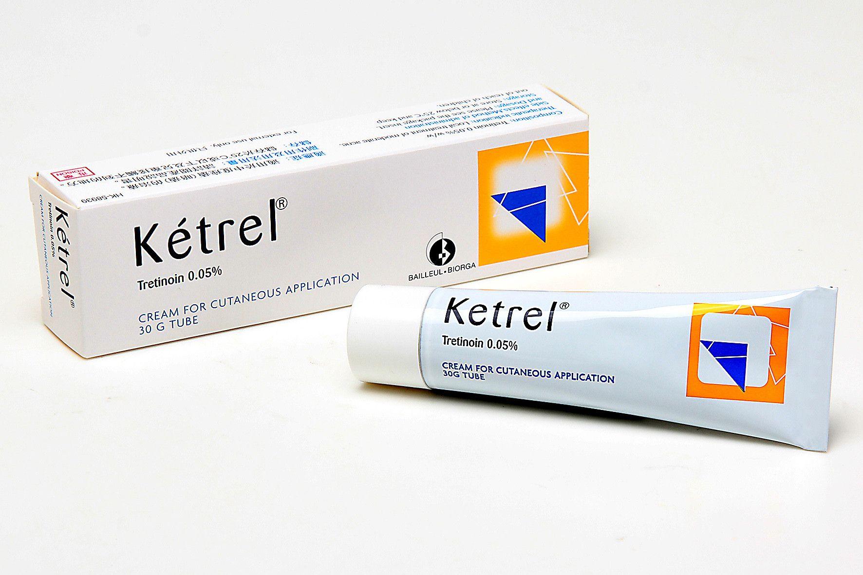 Image Result For Ketrel Tretinoin 0 05 Cream For Cutaneous Application Ketrel 0 05 Tretinoin Tretinoin Cream Skin Care