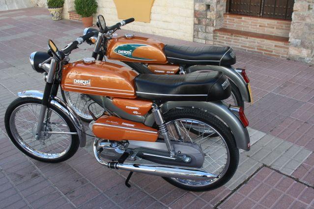 Derbi Antorcha Tricampeona Vintage Bikes Cafe Racing Cool Bikes