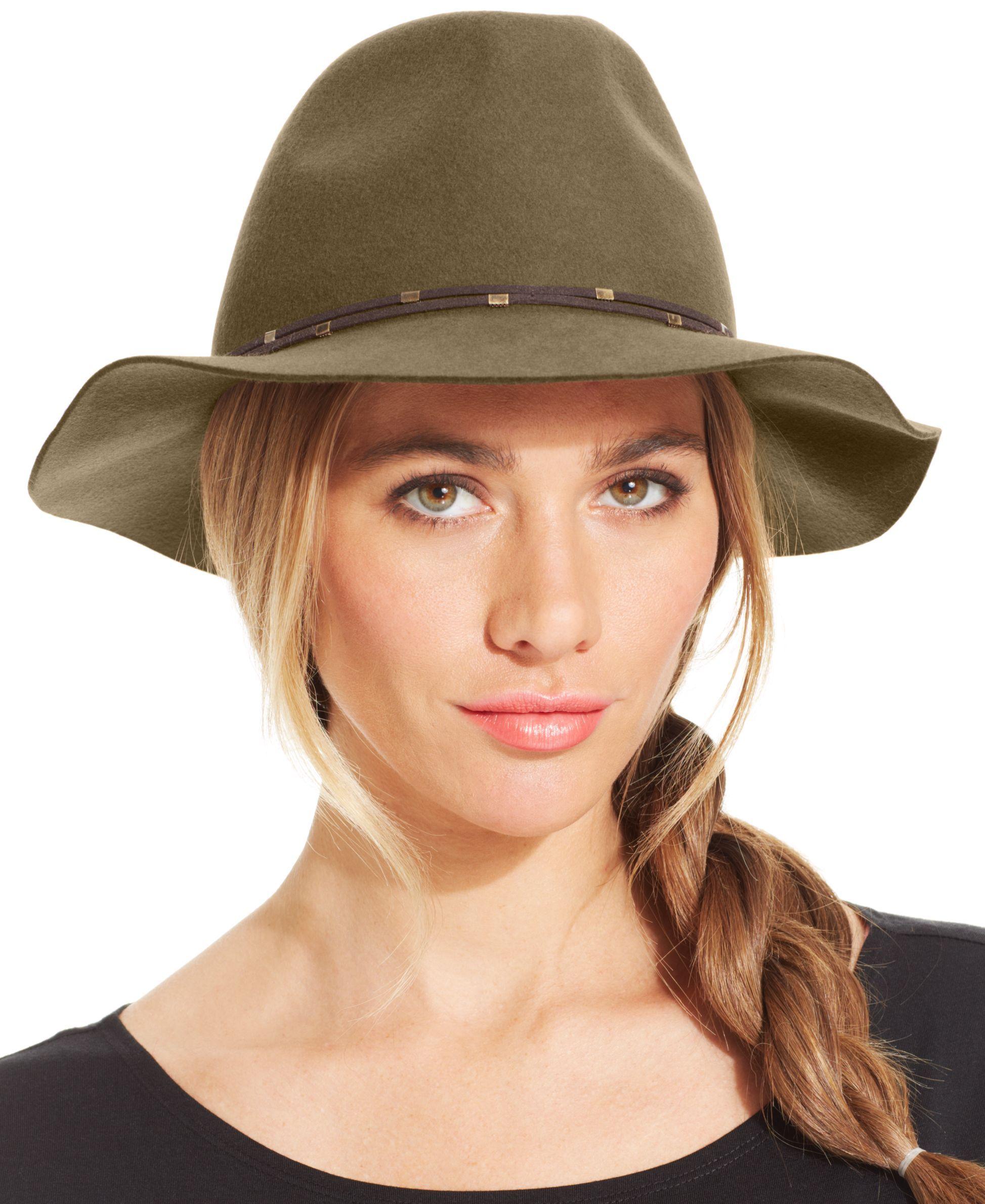 b04ff108 Nine West Pale Felt Rancher Hat | Products | Hats, Handbag ...
