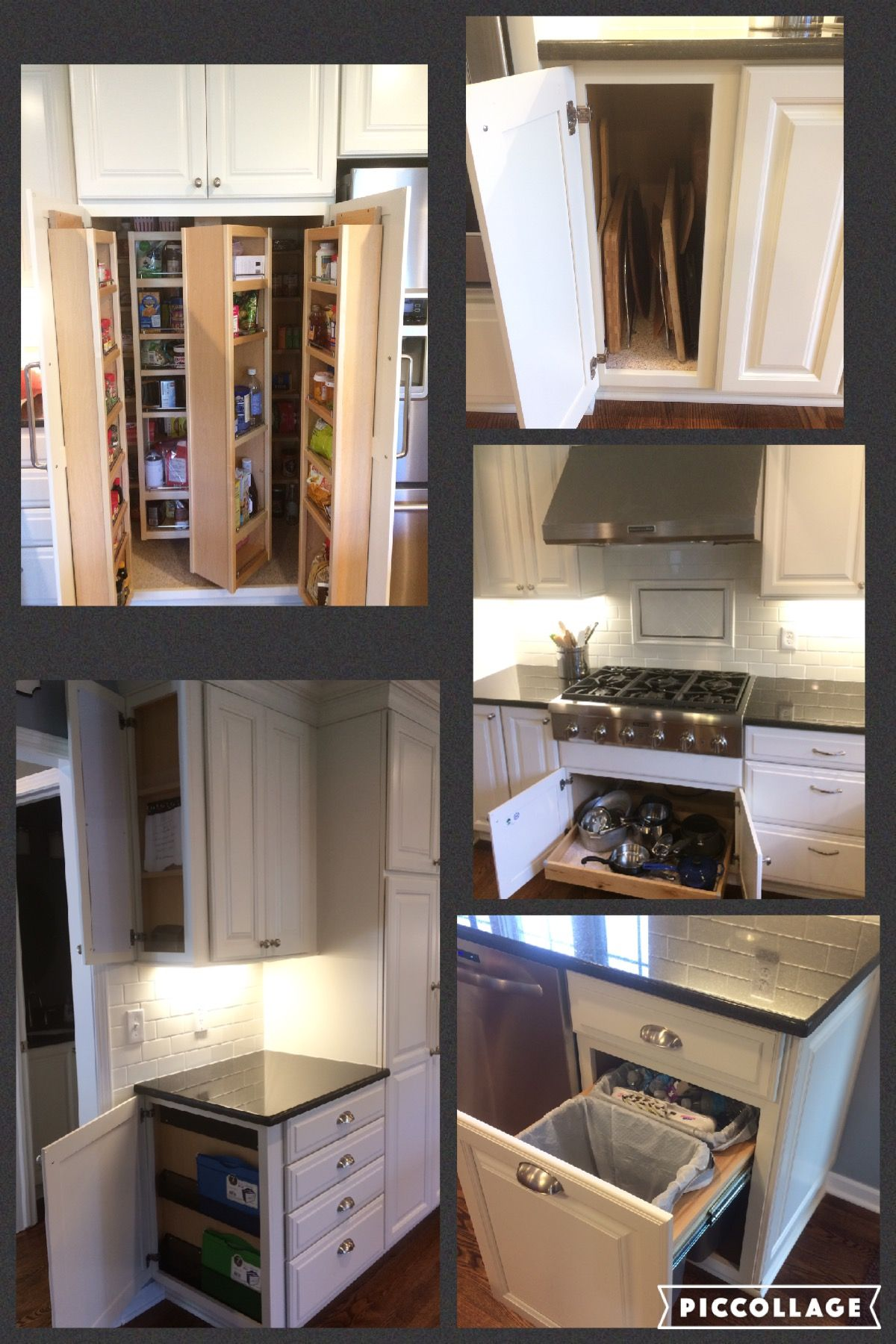 Pin By Carter Lumber Kitchen Bath On Kemper Kitchen Storage Double Wall Oven Wall Oven