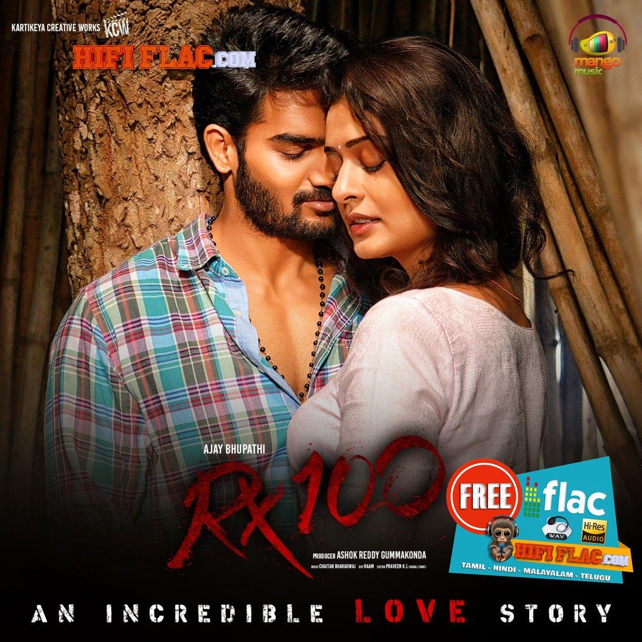 Rx 100 2018 Telugu Digitalrip Flac