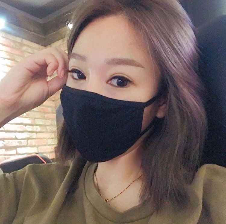 Her Girl Black Mask laurethdysiac Uzzlang Wearing Proudly