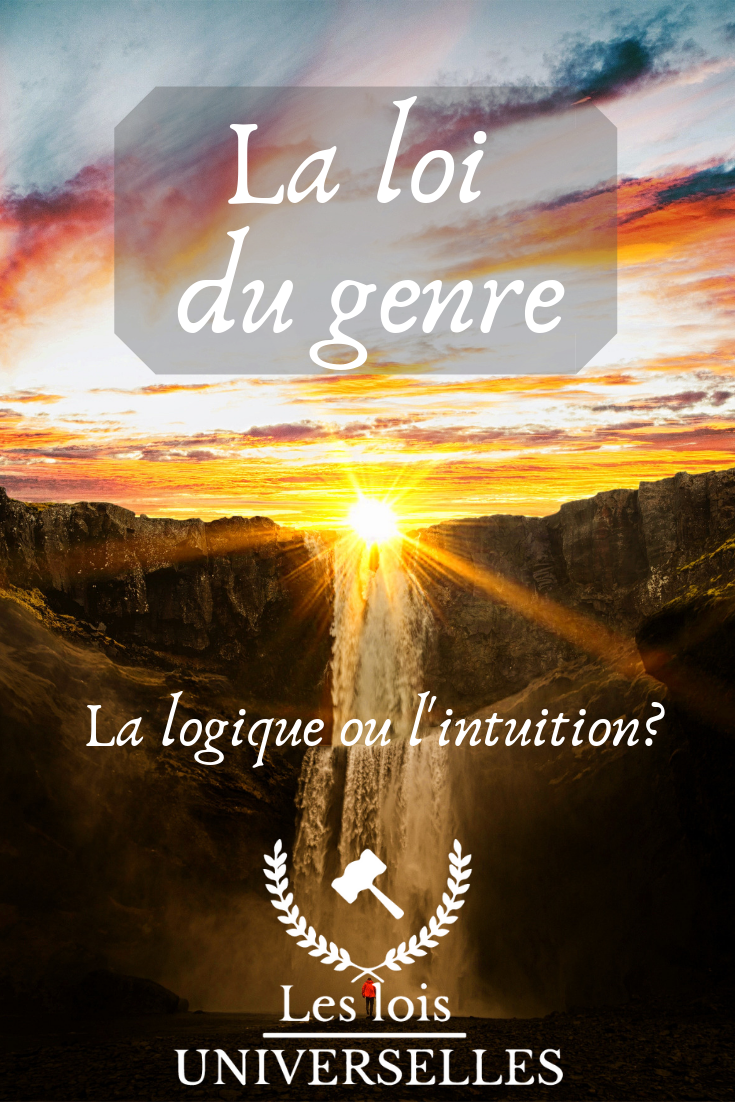 14 La Loi Du Genre Article De Blog Les Lois Universelles La Vie Est Un Jeux Conscience Spirituelle Loi Eveil Spirituel