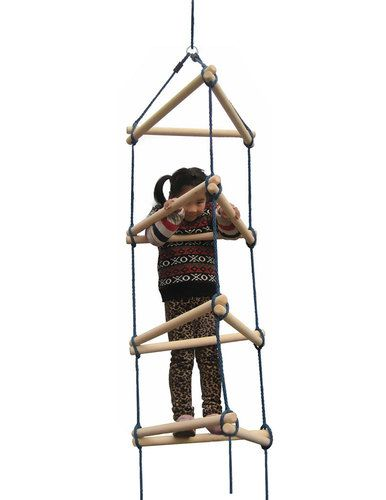 Triangle Rope Ladder Rope Ladder Swing And Slide Ladder Set