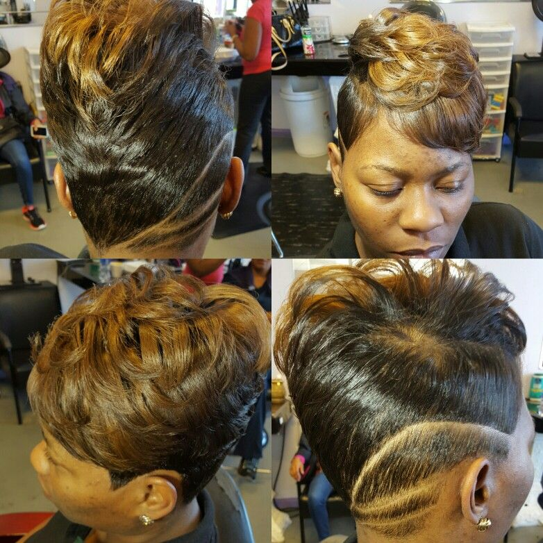 Ryans Salon Of Glory 2905 25th Ave Gulfport Ms 39501 Short Hair