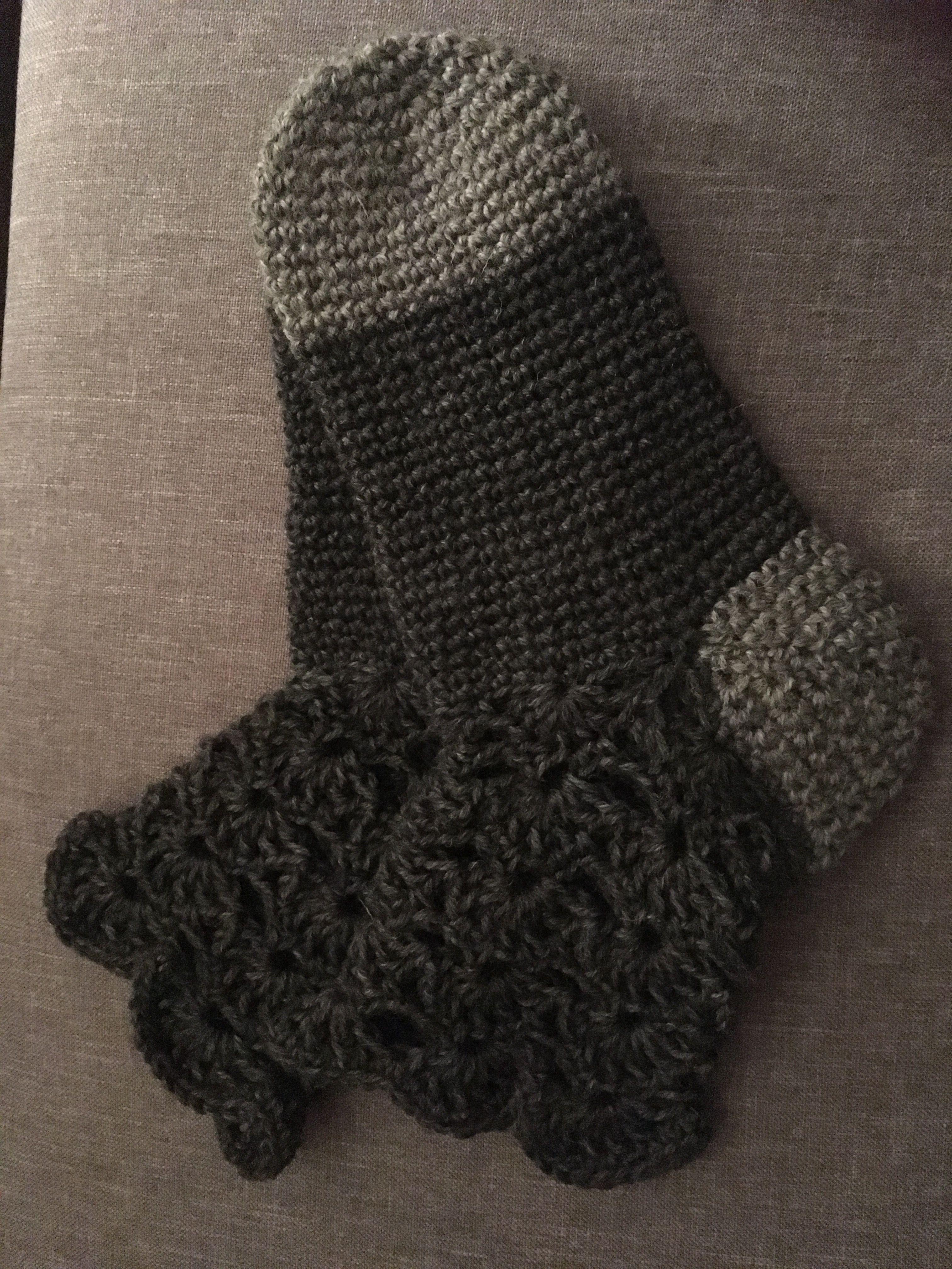 Virkatut sukat by Aliisa