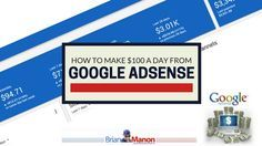 In this post I will show you how to make $100 a day by creating a Google Adsense site. Table of Contents1 What is a Google Adsense site?2 Step 1: Niche Research3 Domain Name and WordPress Theme4 How Many Articles Needed To Reach $100 A Day5 Creating The Visitor Pages5.1 Pages You Need To Create5.1.1 …