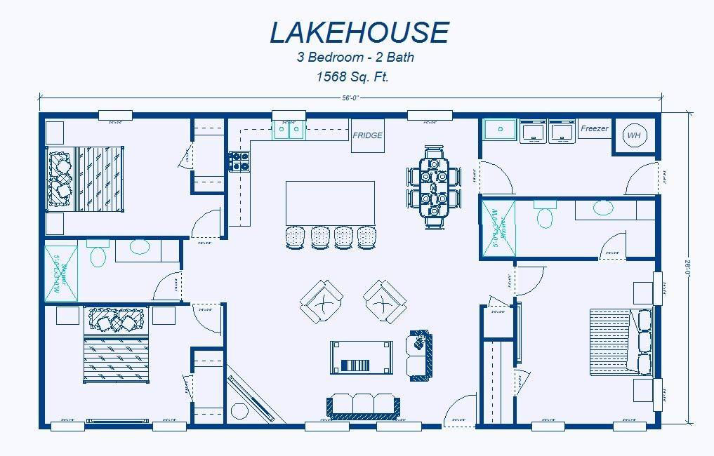 David S Ready Built Homes Floor Plans Simple Floor Plans