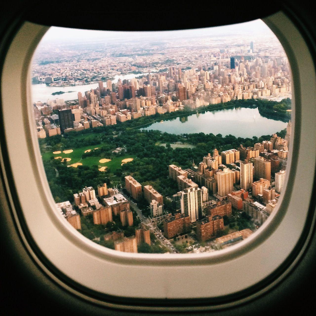 Hello New York.