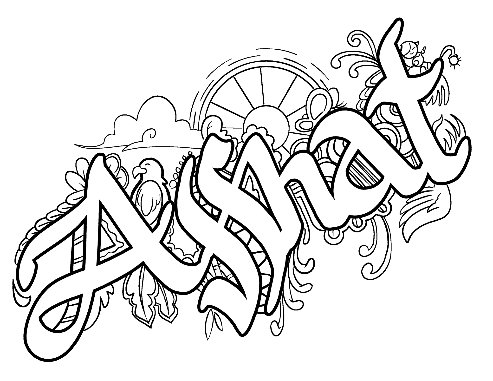Swear word coloring book volume 1 - Find This Pin And More On Swear Word Coloring