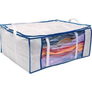 Buy Easi Vac Jumbo Stackable Storage Tote Bag At Argos Co