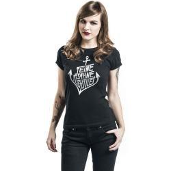 Photo of Fine cream fish fillet anchor T-shirt