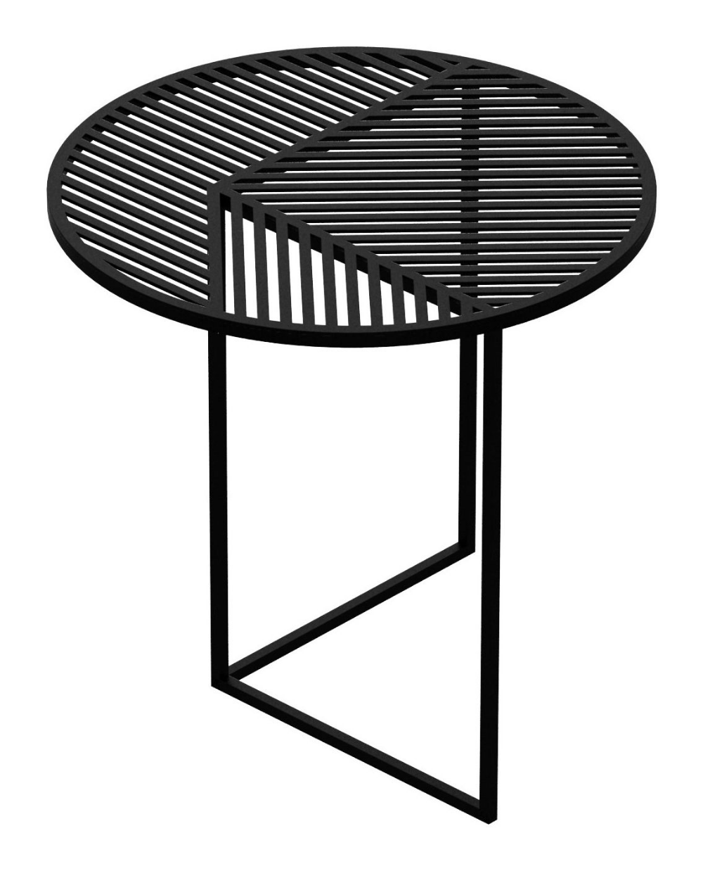 Petite Friture Iso A Coffee Table Black Made In Design Uk Table Coffee Table White Coffee Table [ 1238 x 1000 Pixel ]
