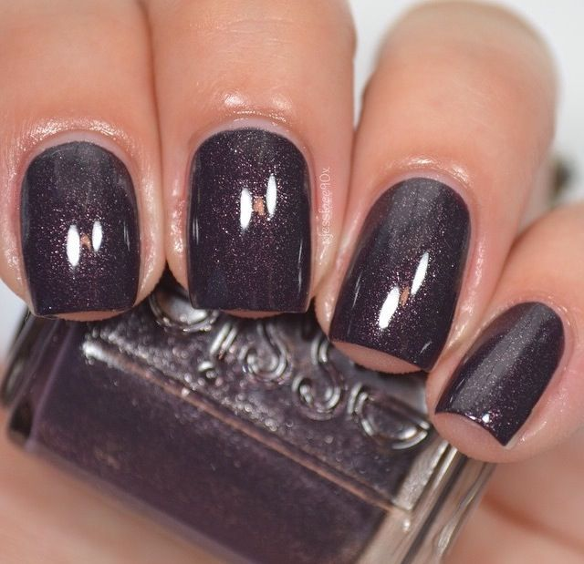 An Aha! Style Moment: Nail Polish Colors For Fall!