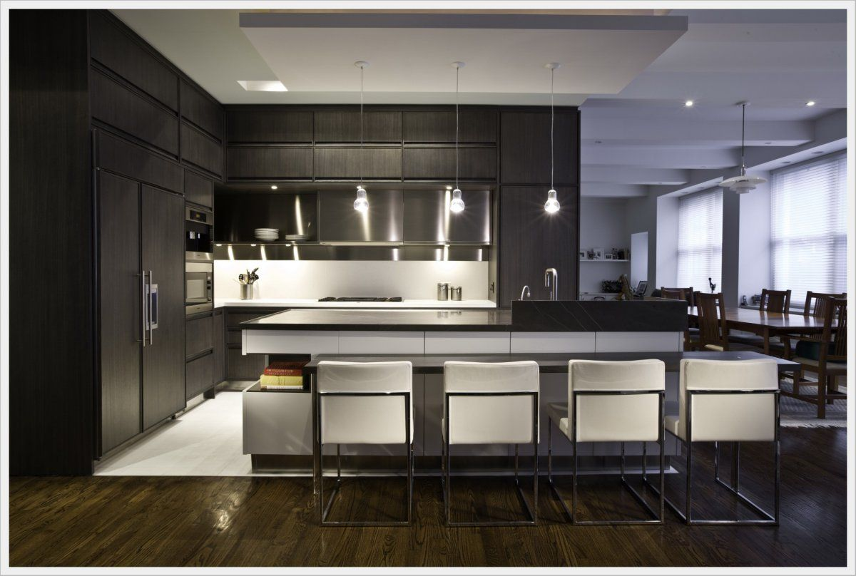 ... Kitchen Island And Tile Floor By Contemporary Kitchen Islands Design  Creative Custom Kitchens Design Ideas For Small Spaces : Design Your Own  Kitchen