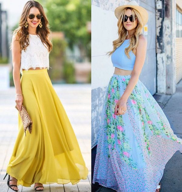 Stylish and Fabulous Ideas to Wear Skirts in Style | Ideas, Tops ...