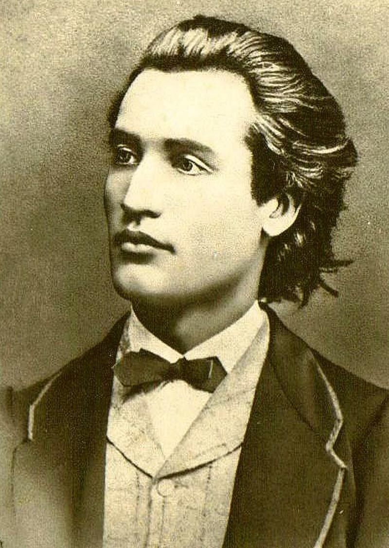 Mihai Eminescu (1850 – 1889) Romania's National Poet